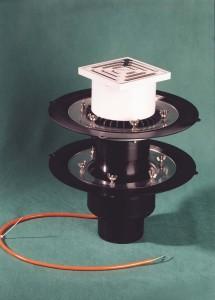 stogas - hidroizoliacinė medžiaga