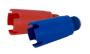 PPR prietaisinė - montažinė aklė su sriegiu