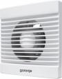 Buitiniai ventiliatoriai GORENJE (baltas) 220-240V, 50Hz