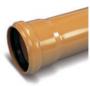 PVC lauko S (SN8 kN/m²) klasės vamzdis