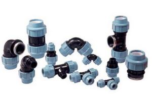 plastikinės mechaninės jungtys
